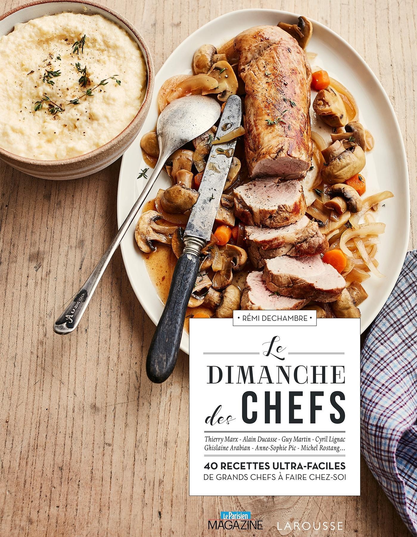 Le Dimanche Des Chefs Le Livre De Cuisine Pour Des Brunchs