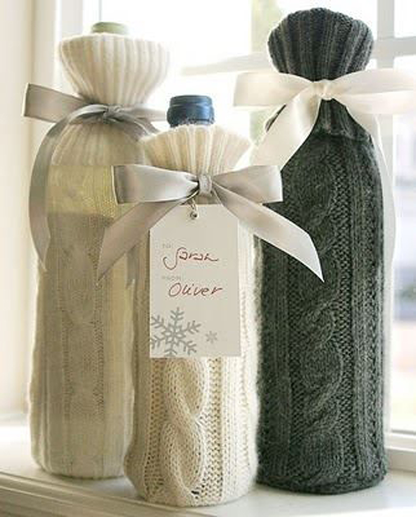 Emballage Cadeau Bouteille 25 Idees D Emballages Cadeau Qui Font