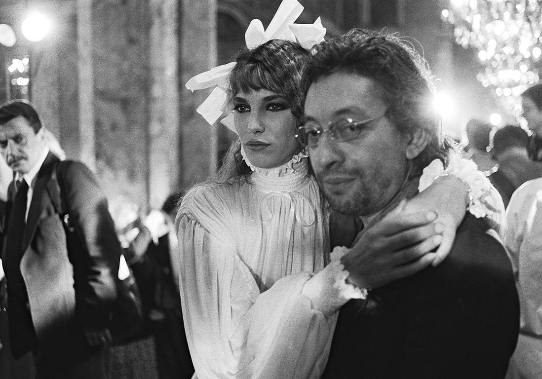 Serge Gainsbourg Ehepartnerinnen