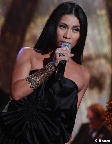 Anggun une chanson franco anglaise pour l eurovision elle - Site pour couper une musique ...
