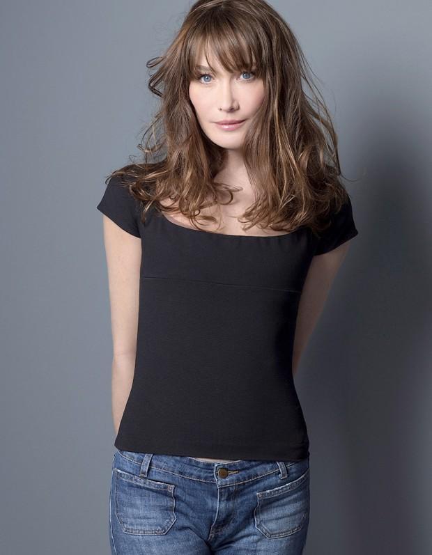 Carla Bruni : interview exclusive aujourd'hui dans ELLE