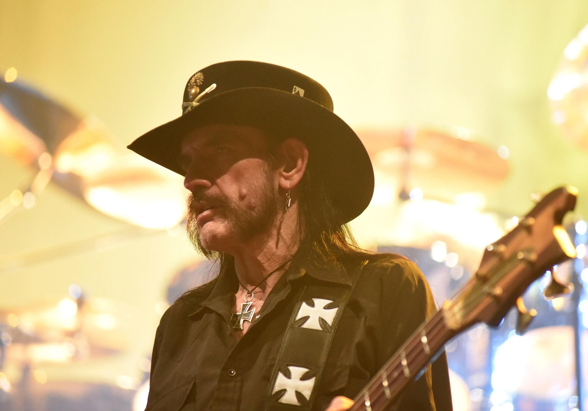 Ian Lemmy Kilmister, le chanteur de Motörhead, est mort