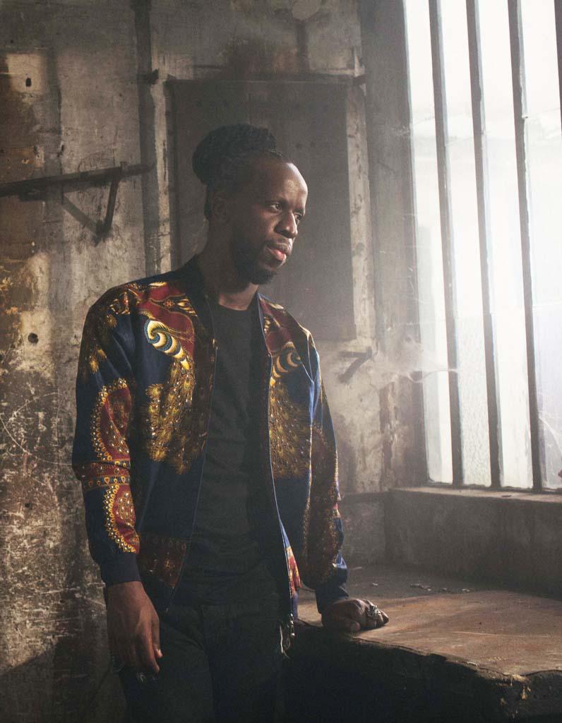 Youssoupha, En Session Live à La Rédaction