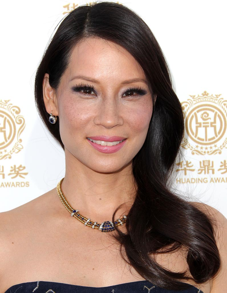 LUCY LIU at Hudson River Park Annual Gala in New York 10