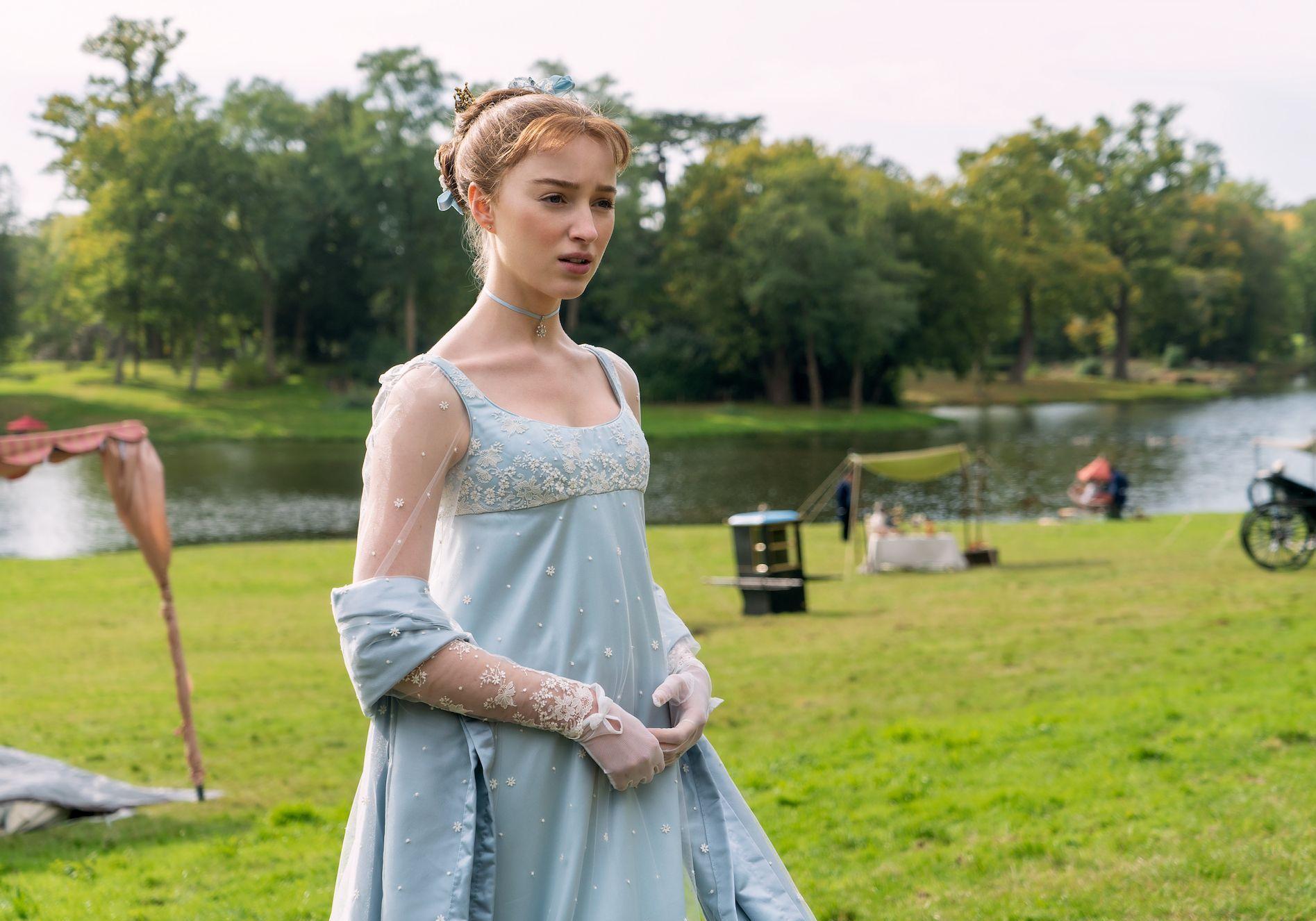 Bridgerton saison 2 : le personnage de Daphne sera très différent après le départ de Simon - Elle