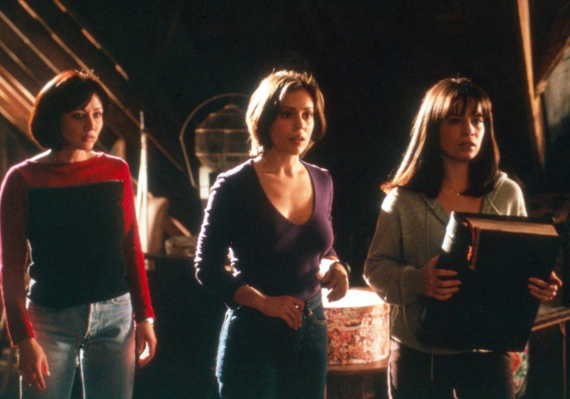 Charmed : l'intégrale de la série culte arrive sur Amazon Prime Video - Elle