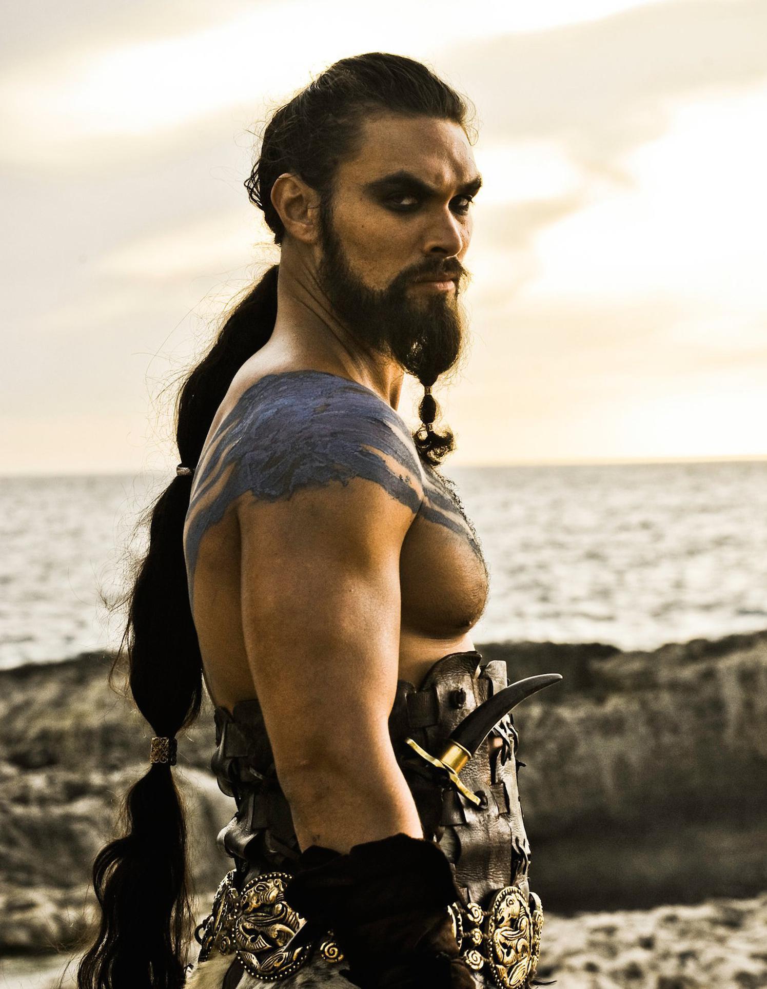 Game Of Thrones Khal Drogo