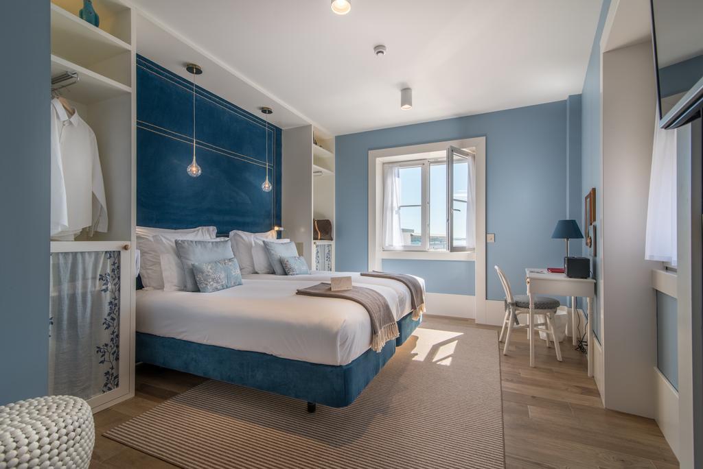 Une belle chambre d'hôtel à Lisbonne - Les plus belles chambres d on