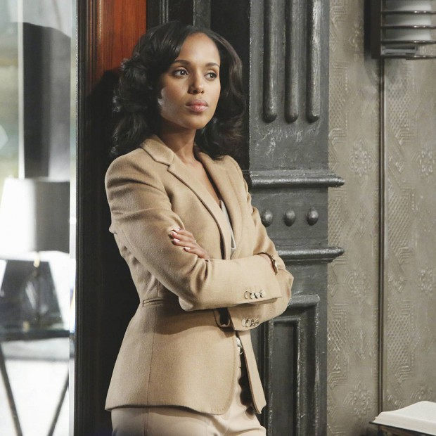 Scandal on a retrouv olivia pope elle for Deco appartement olivia pope