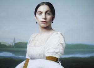 Si Lady Gaga était un tableau...