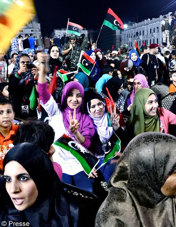 Un reportage donne la parole aux femmes libyennes