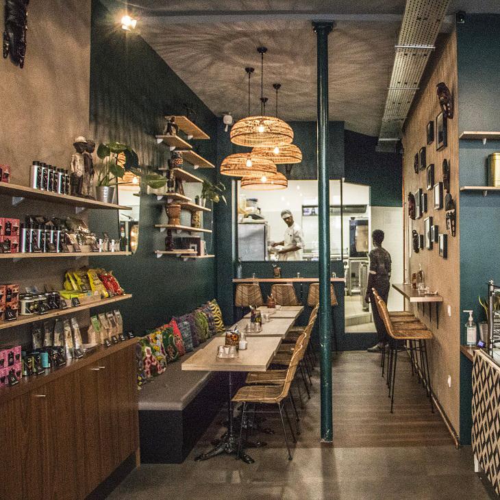 4 Restaurant Africains à Tester Elle