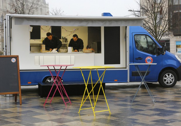 Mon food truck la cl la nouvelle mission culinaire de france 2 elle - Emission cuisine france 2 ...
