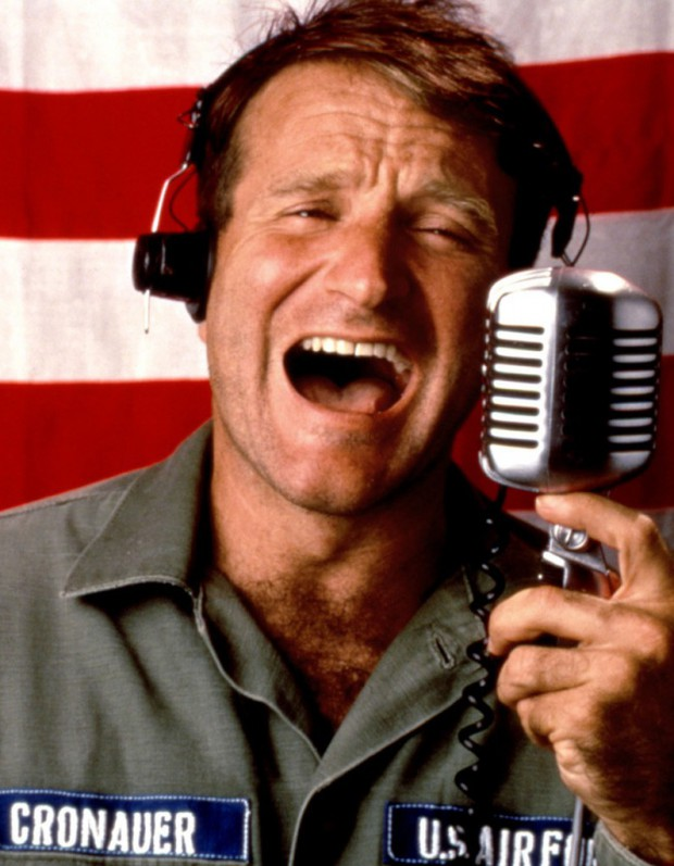 a review of barry levinsons movie good morning A film which was probably met with resistance by the great american powers that be, good morning vietnam will forever be a true classic, and a terrific reminder of war, what goes on behind it, and the efforts of those who want to make a difference.