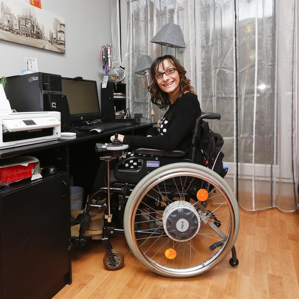 femme handicapée qui cherche homme