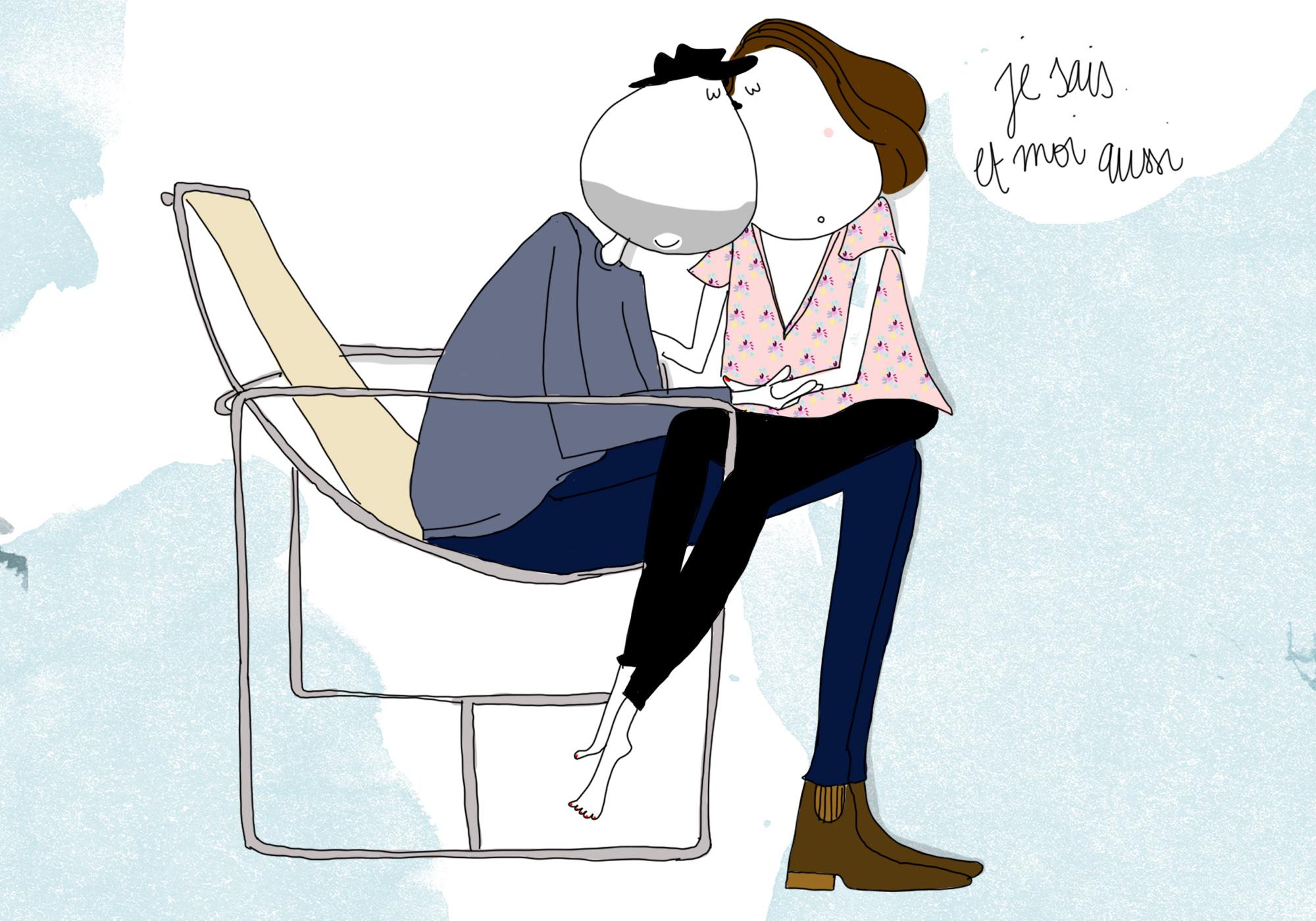 Sortir avec quelqu'un que vous aimez