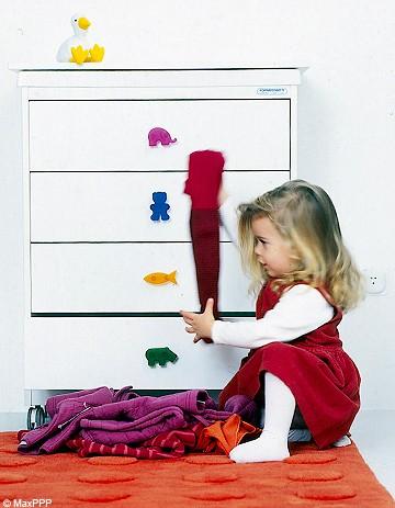 comment lui apprendre ranger sa chambre elle. Black Bedroom Furniture Sets. Home Design Ideas