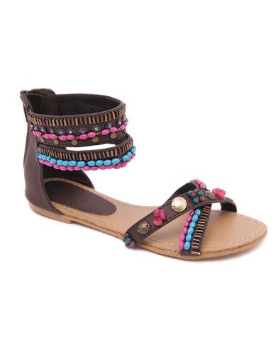 Pour Chaussures Hippie Looks Chic La Bambins Halle Elle Aux 50 clJTFK13