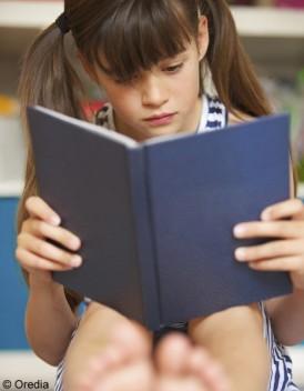 La lecture reste l un des passe temps favoris des enfants