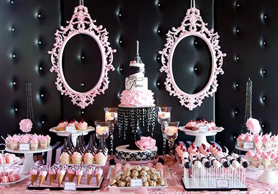 Candy Bar Girly Le Candy Bar Pour Une Déco Sucrée Elle