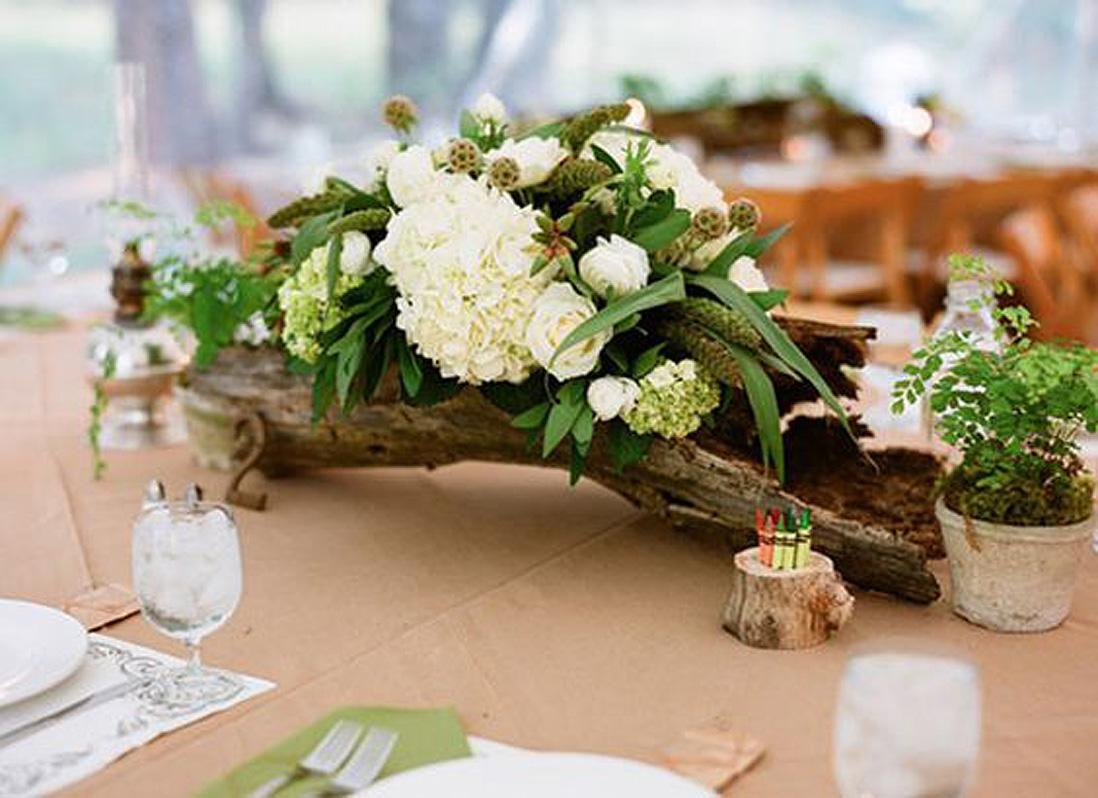 Decoration Table Mariage Avec Fleurs
