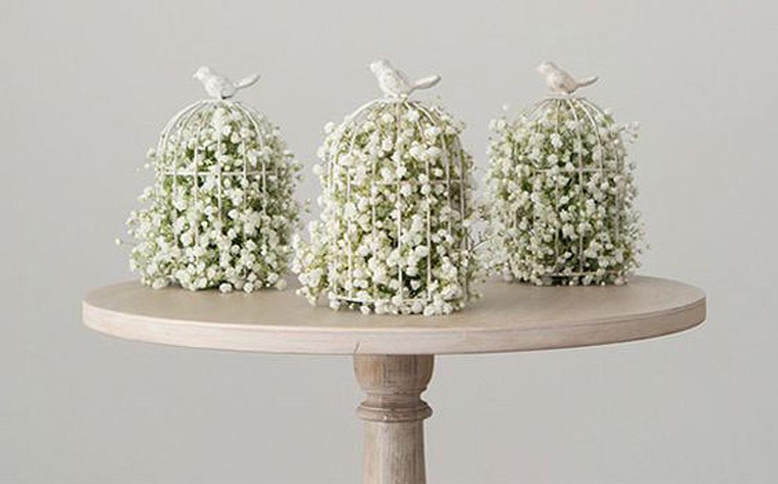 composition florale fleurs blanches nos 20 id es de. Black Bedroom Furniture Sets. Home Design Ideas