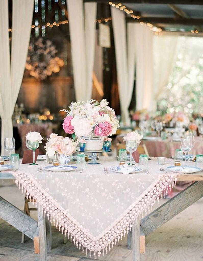 décoration de table de mariage : toutes les décos de table de