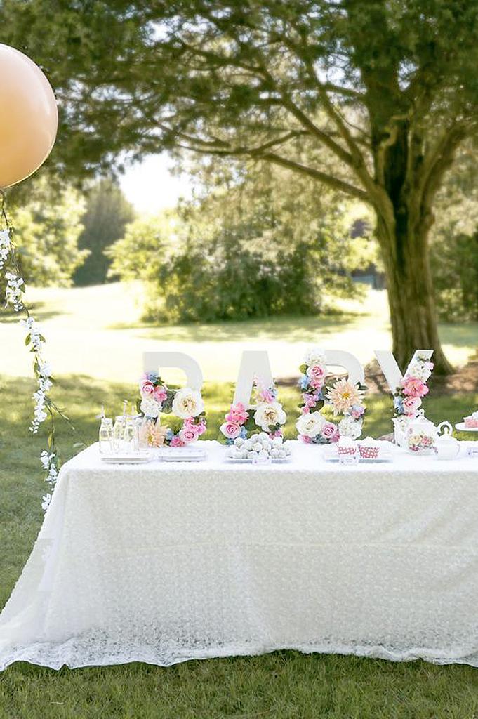 Décoration de table de mariage pour buffet - Les décorations de ...