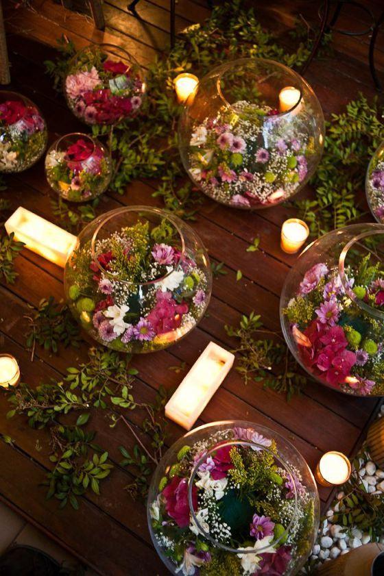 Mariage Champêtre Et Décoration Florale Et Si On Organisait Un