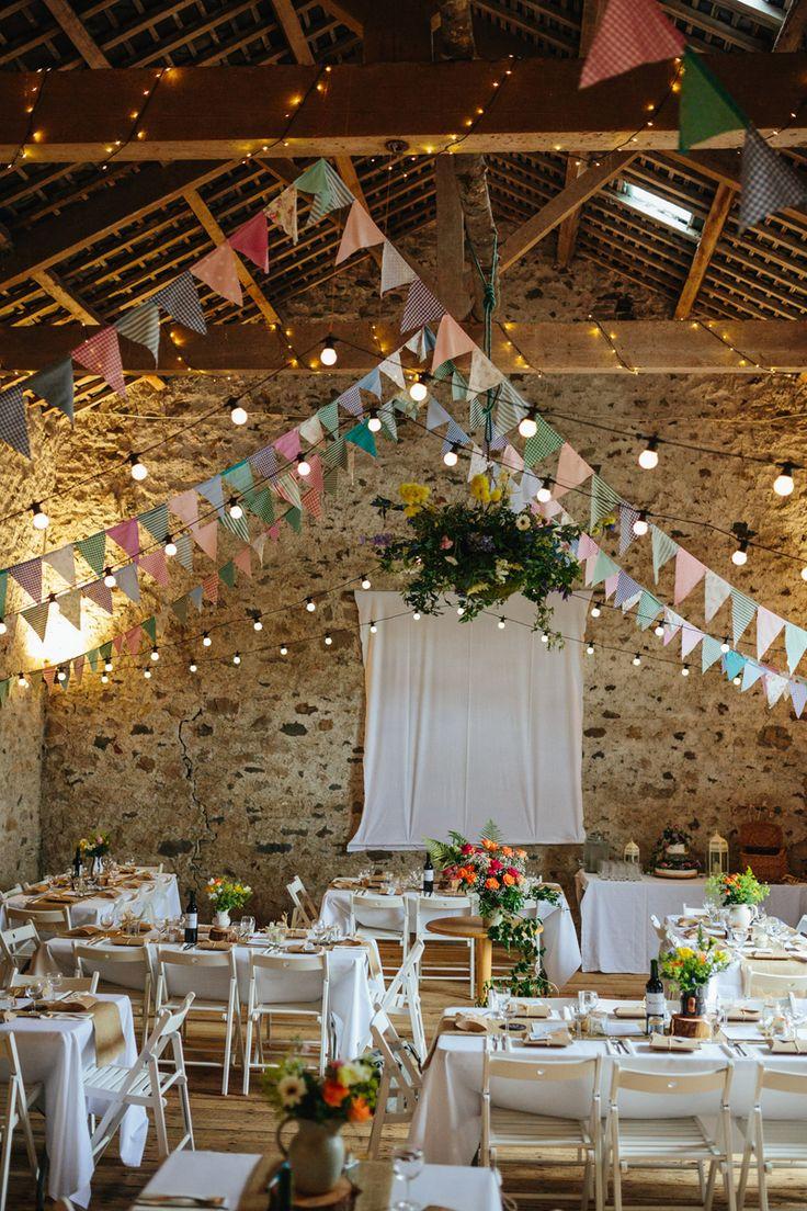 decoration mariage guinguette chic