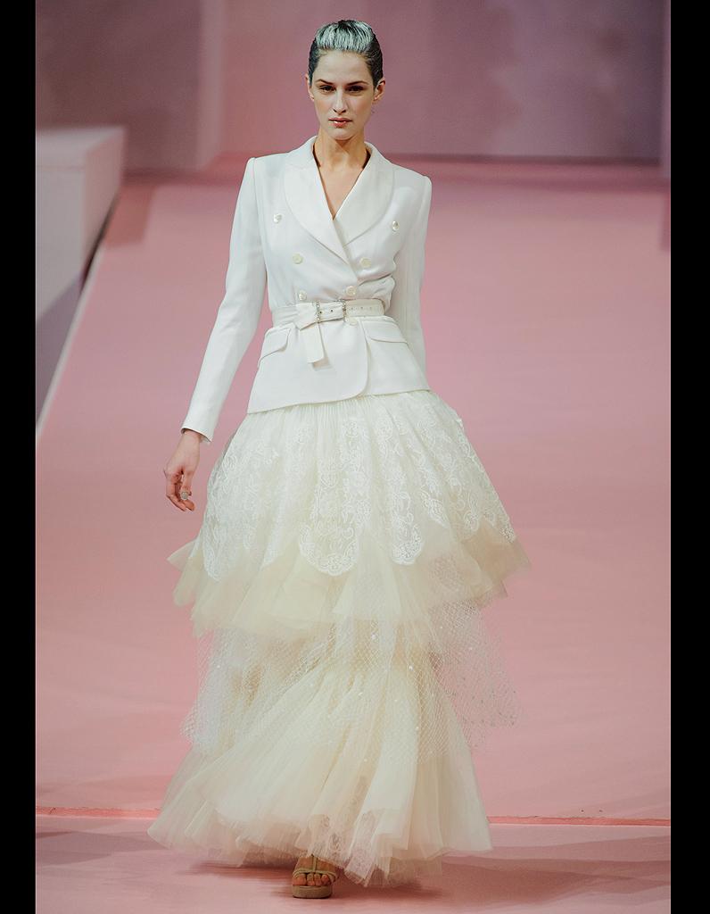 5ec52dc03b1 Alexis Mabille mariée insolite - 24 mariées haute couture - Elle