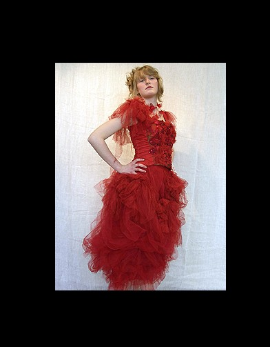 Mariage guide shopping robe Lili M moulin rouge - 20 robes pour une ...