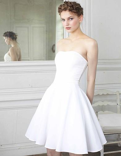 Robe de mari e delphine manivet pour la redoute 100 for 50 robes de mariage anniversaire