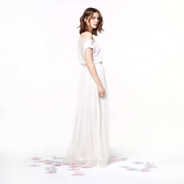 On dit oui la lingerie de mariage princesse tam tam elle for Lingerie de mariage pour sous robe