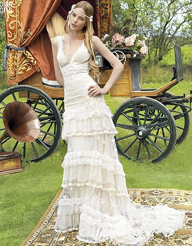 mode tendance shopping mariage robe mariee londres yolan
