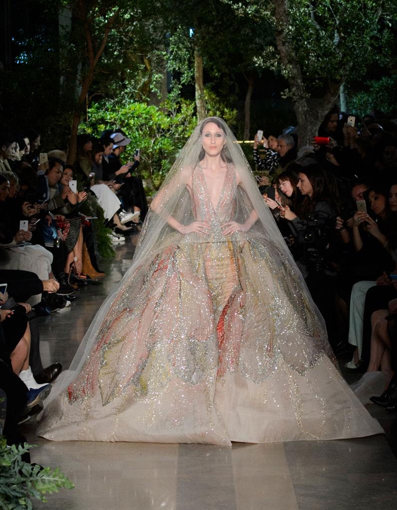 Robe de mariée couture - Elle