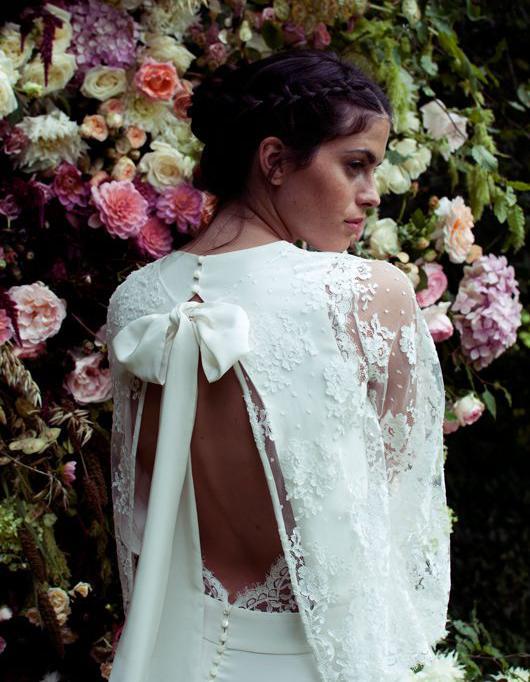 Robe de mariee tendance boheme