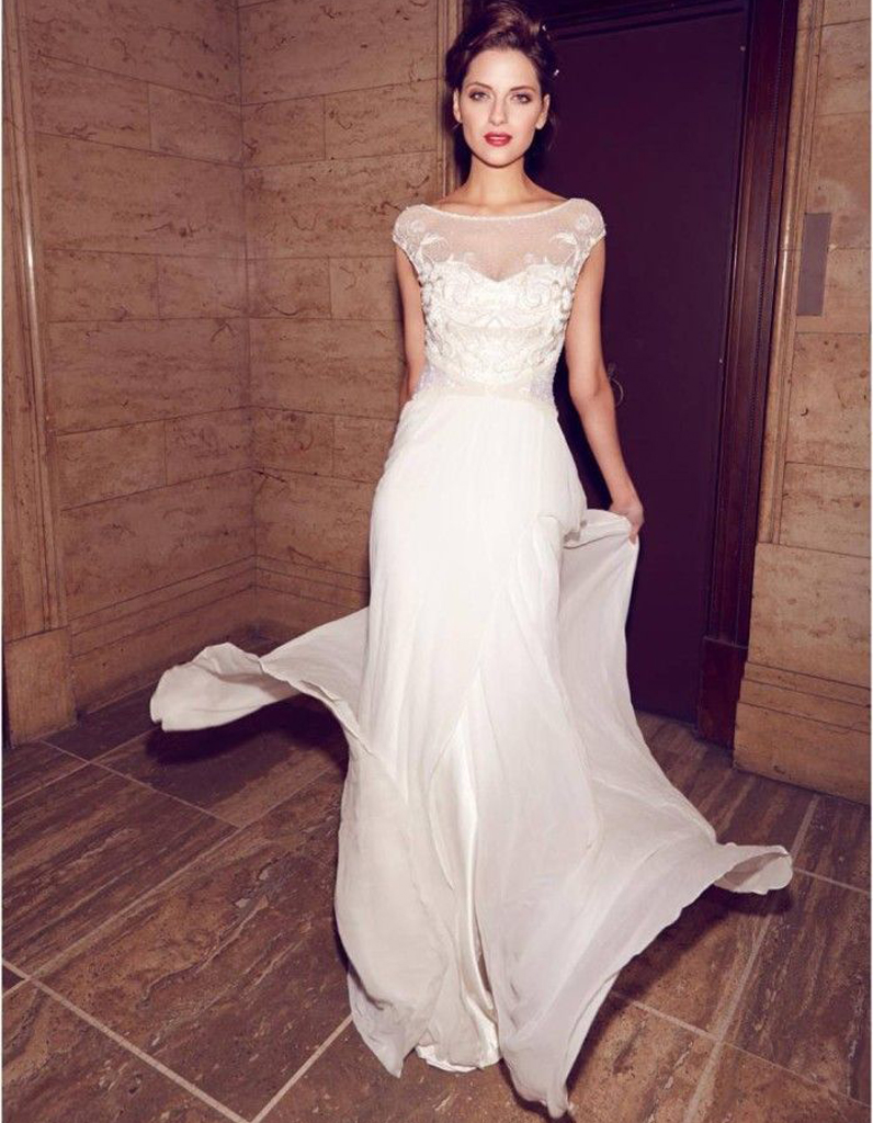 Robe De Mariée Dentelle Fluide 30 Robes De Mariée En