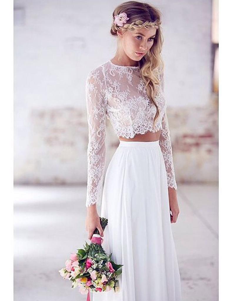 robe de mari e haut dentelle 30 robes de mari e en dentelle rep r es sur pinterest elle. Black Bedroom Furniture Sets. Home Design Ideas