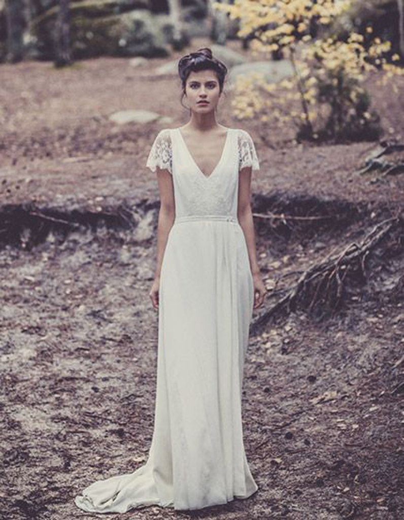 Robe Mariée Année 30