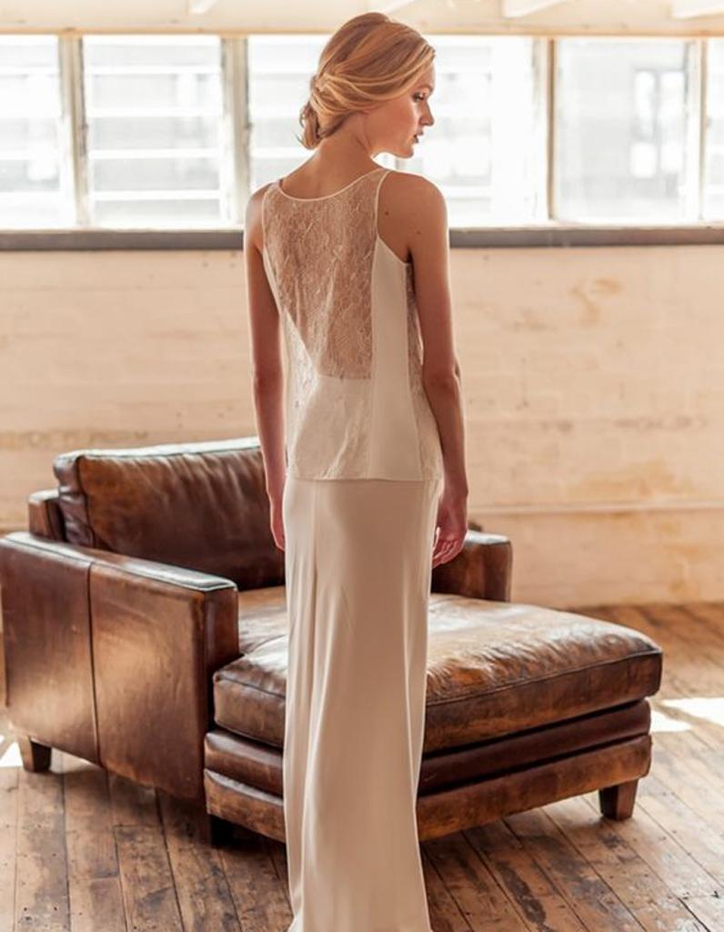 Robe de mariée de princesse moderne - 66