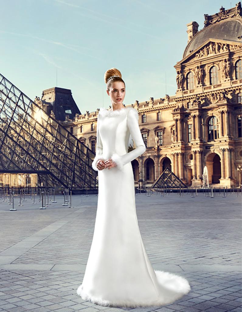 Robe de mariée d'hiver Pronuptia - 22 robes