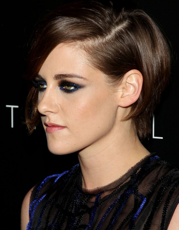 nouvelle coupe kristen stewart sort de sa crise elle. Black Bedroom Furniture Sets. Home Design Ideas