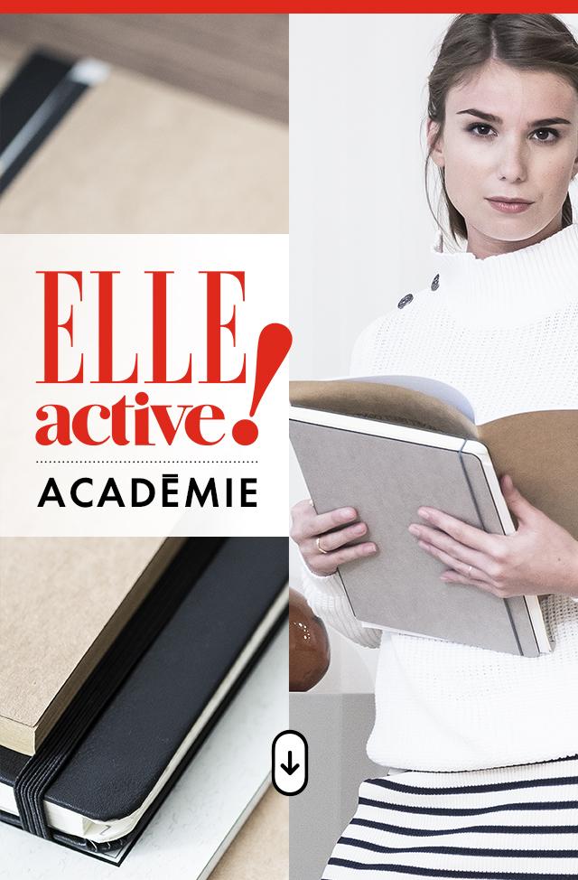 Elle active académie