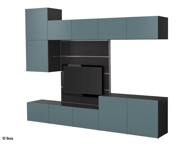 tous nos conseils pour bien installer votre tv elle d coration. Black Bedroom Furniture Sets. Home Design Ideas