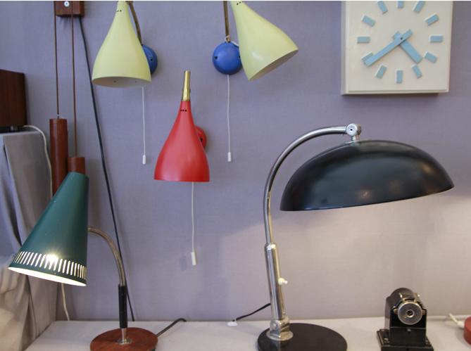 a la rencontre des brocanteurs aux puces du design pour d nicher les tendances elle d coration. Black Bedroom Furniture Sets. Home Design Ideas