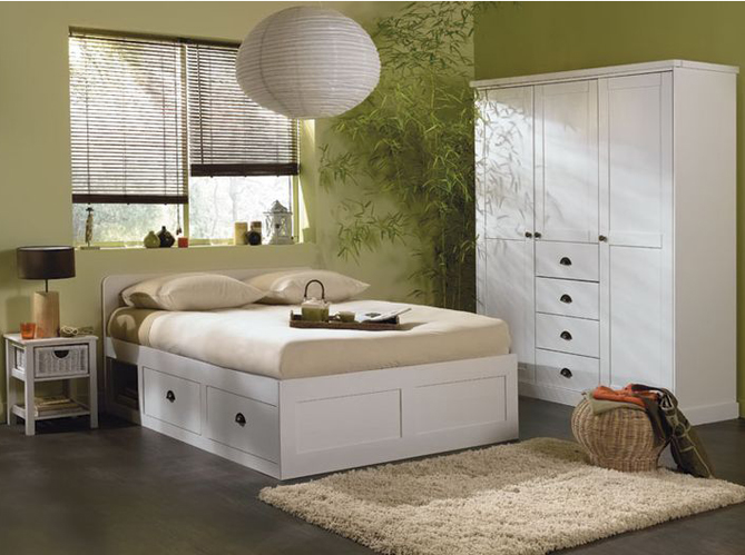 5 id es pour se cr er une chambre zen elle d coration. Black Bedroom Furniture Sets. Home Design Ideas