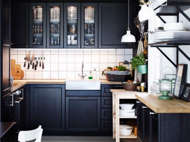 Decoration Cuisine Style Bistrot Moderne Design