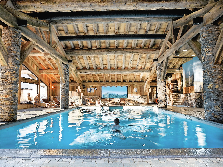 Residence Les Hauts Bois La Plagne - Partir au ski avec son amoureux en résidence Pierre& Vacances Elle