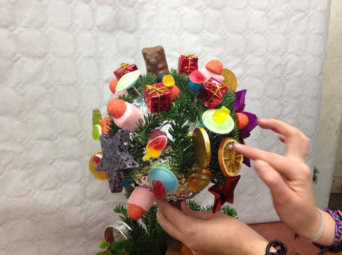 Ajouter les ornements decoratifs image
